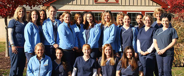 Celebrating Longwood Veterinary Technicians